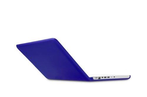 """Incase Hardshell Case For White Unibody Macbook 13"""" Cl57680 - Blueberry"""