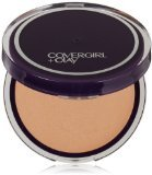COVERGIRL & Olay Pressed Powder Medium Deep 360, 0.39 Oz by Procter & Gamble - Cosmetics [Beauty]