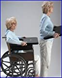 Lift Away Padded Wheelchair Tray - 20