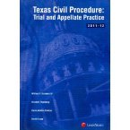 img - for Texas Civil Procedure: Trial and Appellate Practice book / textbook / text book