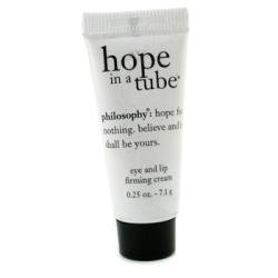 Best Cheap Deal for Philosophy by Philosophy Hope In a Tube - High Density Eye & Lip Firming Cream --/0.25OZ from Philosophy - Free 2 Day Shipping Available