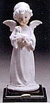 Giuseppe Armani Figurine Little Angel with Lamb 622-F