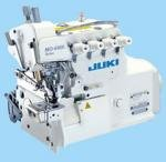 Juki MO-6916J-3 Variable Top & Bottom Feed Safety Stitch & Overlock Serger Machine for Extra Heavy Weight Materials
