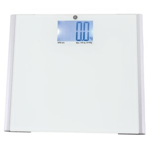 Digital Glass Scale APD 811 | Colors White