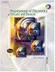 Foundations of Electronics: Circuits & Devices from Delmar Cengage Learning