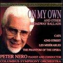 echange, troc Peter Nero - On My Own & Other Broadway Ballads