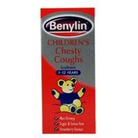 Benylin Children'S Chesty Cough Syrup 2 Years + 125ml