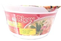 Ricey Pho Bo (Instant Rice Noodles Aroma Beef Flavor) - 2.5oz (Pack of 6)