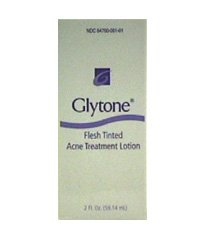 Glytone Flesh Tinted Acne Treatment Lotion 2 fl oz.