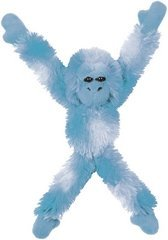 "Wild Clingers Light Blue Chimpanzee 8"" by Wild Republic"
