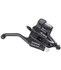 Buy Low Price SHIFTER TRIGGER SHIMANO M360 ACERA 8SP COMBO PAIR (605/0361A)