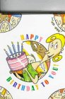 Happy Birthday to You!: A Pop-Up Book (Little Pop-Up Books) (0836229444) by Cohen, M. E.