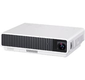 Casio Signature XJ-M250 3D Ready DLP Projector - 1080p - HDTV - 16:10 NTSC, PAL, SECAM - 1280 x 800 - WXGA - 1800:1 - 3000 lm - HDMI - VGA - 4.80 W - White Color - 3 Year Warranty