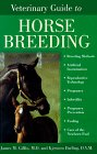 img - for Veterinary Guide to Horse Breeding book / textbook / text book