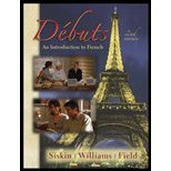 Debuts - an Introduction to French (2nd Edition) (English and French Edition)