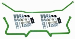 ST Suspension 52010 Front and Rear Anti-Sway Bar Set for BMW E30 Coupe Sedan and M3