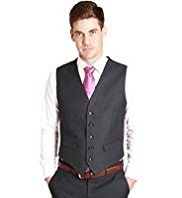 Single Breasted 5 Button Waistcoat