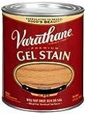 Rust-Oleum 224492H Varathane Gel Stain, Quart, Early American