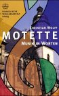 Motette: Musik in Worten