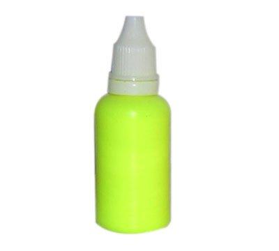 Airbrush Fluoreszens Fingernagelfarbe Fengda fluorescent lemon yellow