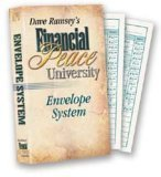 Dave Ramsey's Financial Peace University Envelope System (0971855420) by Dave Ramsey