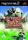 echange, troc Worms Forts Unter Belagerung - Ensemble complet - 1 utilisateur - PlayStation 2