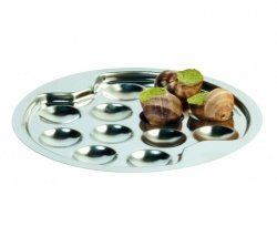 Assiette A Escargot - Référence : 7022260