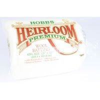 Hobbs Heirloom Washable Wool (King)