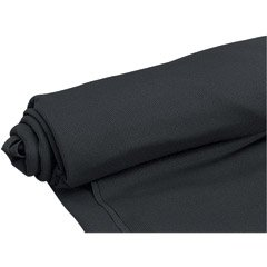 New Parts Express Speaker Grill Cloth Black 36x 70 - Inch Wide