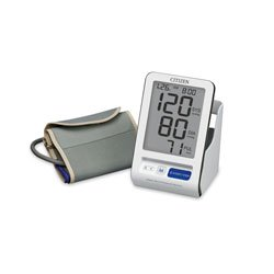 Image of Citizen Self-Storing Blood Pressure Arm Monitor (B008B7MYF8)