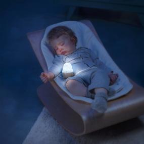 Super Nomade Bébé dort