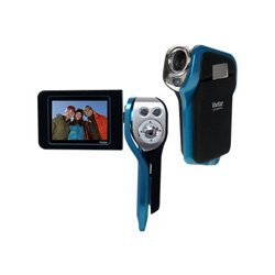 "Vivitar DVR850HD-BLUE-PR 2.4"" Underwater Digital Video Recorder (Blue)"
