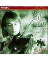 Brahms-Concerto Pour Violon Op