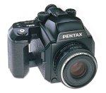 Pentax 645N Medium-Format SLR Camera