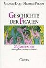 Geschichte der Frauen, 5 Bde., Bd.5, 20. Jahrhundert (3593349140) by Duby, Georges