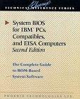 System BIOS for IBM PCs, Compatibles,...