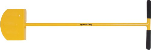 Hound Dog HDP32 Landscape Border Edger Tool, Yellow (Big Dog Mower compare prices)