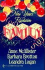 img - for New Years Resolution Family book / textbook / text book