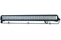 Led Light Bar W/ Trunnion U-Bracket - 60, 3-Watt Leds - 180 Watts - 9-42V - 1400'L X 220'W Beam(-Whi
