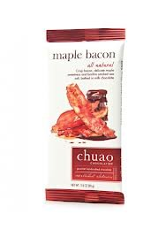 Chuao Chocolatier Maple Bacon All Natural - 2.8 Oz. (Pack of 4) from Chuao
