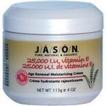 Jason Natural Products Vitamin E Creme 25,000 IU 120 ml