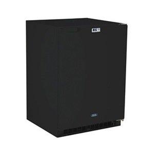 Refrigerator, Built In, Black front-529420
