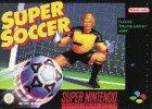 Super Soccer - Super Nintendo - PAL - Without Instruction