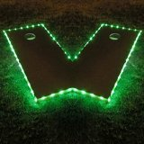 Pro Glow Cornhole Lights (Red) (Corn Hole Kentucky compare prices)