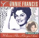Connie Francis - Where the Boys Are: 24 Greatest Hits