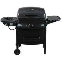 Char-Broil 35,000 BTU 2 Burner Gas Grill, 530 Square Inch with Side Burner