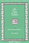 img - for AT THIS TABLE - Allen Pote Shirley Erena Murray - Sheet Music book / textbook / text book