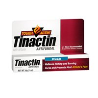 Tinactin Antifungal Cream for Athlete's Foot