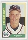 Steve Avery (Baseball Card) 1990 Richmond Braves CMC #1 by Richmond Braves CMC