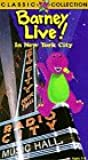 Barney:Live in New York City